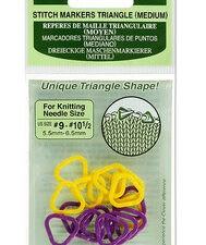 Clover Stitch Markers & Row Counters