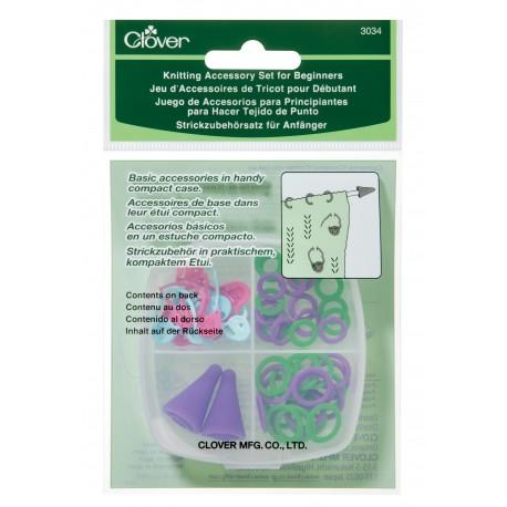 Meduim Clover :Quick Locking Stitch Markers #3031: